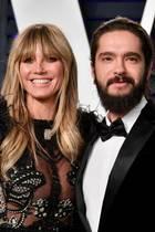Heidi Klum: Ob ihr Toms neue Frisur gefällt?