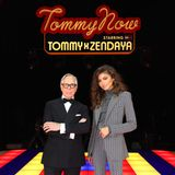 Tommy Hilfiger präsentiert zusammen mit Hollywood-Star Zendaya in Paris die neue Kollektion.