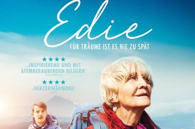 """""""Edie - Für Träume ist es nie zu spät""""-Filmplakat"""