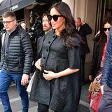 Herzogin Meghan feiert Baby-Party in New York.