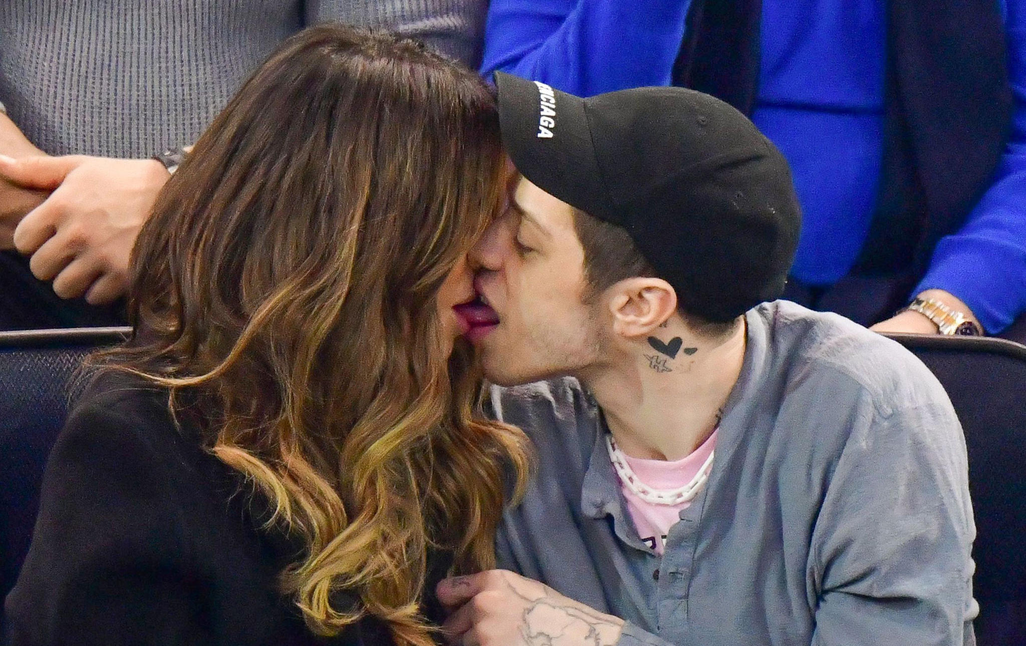 Kate Beckinsale, Pete Davidson