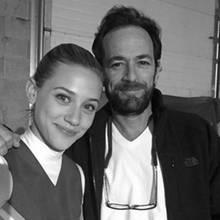 """Riverdale""-StarLili Reinhart trauert um Kollege Luke Perry (†)"