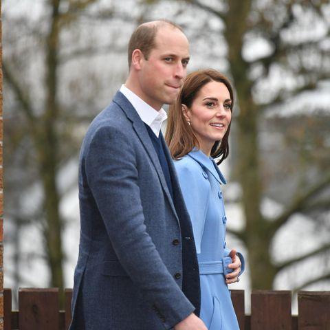 Prinz William und Herzogin Catherine haben ganz normale Eltern-Probleme