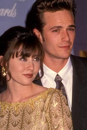 Shannen und Luke waren das 90210-Traumpaar