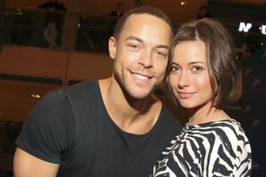 Bachelor Andrej Mangold und Jennifer Lange