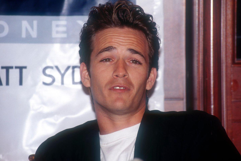 """Luke Perry spielte insgesamt sieben Jahre die Rolle von Dylan McKay in """"Beverly Hills 90210"""""""