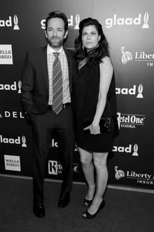 Luke Perry (†), Wendy Madison Bauer