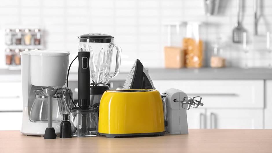 Küchengeräte, die das Leben verbessernsollen