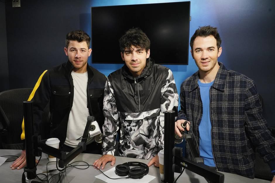 Sie sind zurück: Die Jonas Brothers