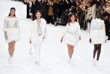 Chanel Show mit Penelope Cruz