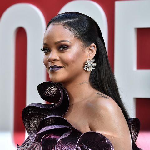 Stil-Ikone: Rihannas Look, früher lässig-sportiv, ist heute extrem glamourös. Das passt zu ihrem neuen Job