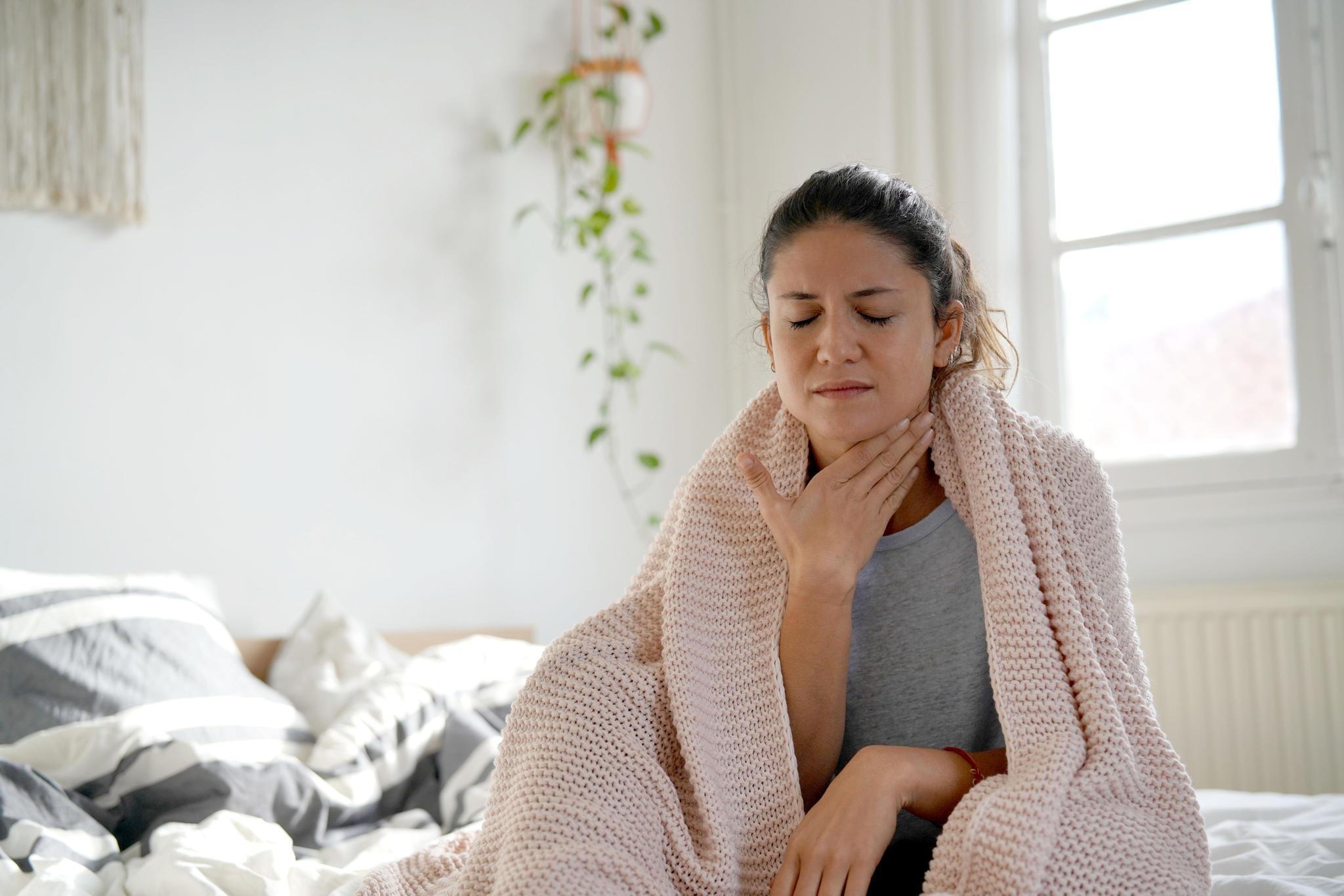 Schluckbeschwerden sind überwiegend harmlos, können jedoch auch auf Krankheiten hindeuten