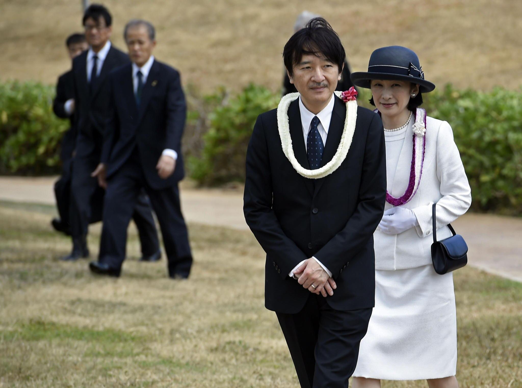 Prinz Akishino von Japan, Prinzessin Kiko
