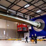 Anschließend geht's nach Bremerhaven zum Fraunhofer Institut für Windenergiesysteme.