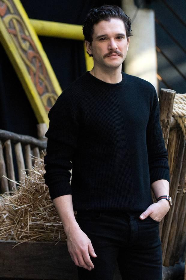 Kit Harington, Schauspieler, * 1986