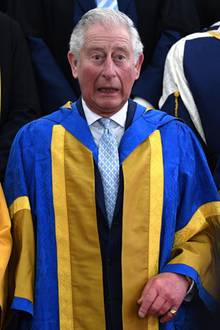 Prinz Charles bei der Preisverleihug des Royal College of Music in London