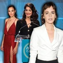 Emma Watson, Amal Clooney, Gal Gadot &Co.: Das sind die Powerfrauen 2019!