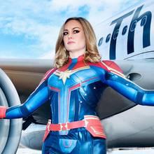 "Star-Zu""wachs"": Captain Marvel macht 'nen Abflug!"