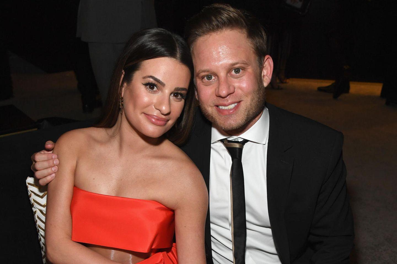 Lea Michele und Zandy Reich sind seit Sommer 2017 ein Paar - und ab jetzt ein Ehepaar