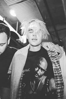 Justin Bieber postet am 10. März dieses Foto von sich beim Beten