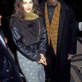 """Wesley Snipes  Ja, auch die beiden waren tatsächlich mal zusammen. 1995 m Set von """"Money Train"""" kennengelernt, hielt ihre Beziehung jedoch kein ganzes Jahr."""