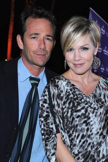 Luke Perry, Jennie Garth