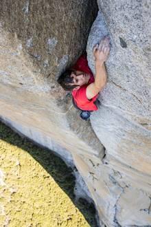 Free-Solo-Kletterer Alex Honnold