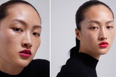 Unnötige Aufregung oder gerechtfertigte Kritik?: Zara löst mit Lippenstift-Kampagne Entrüstung aus