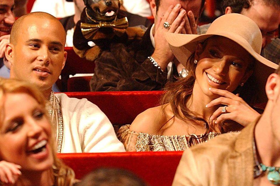 JLos Ehe mit Tänzer Chris Judd hielt nicht mal ein Jahr.