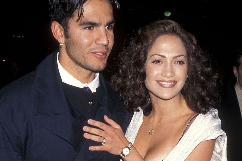 Jennifer Lopez' erster Ehemann, Ojani Noa, war Kellner, übernahm später eins ihrer Restaurants.