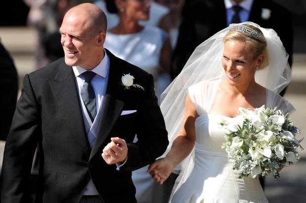 Für die Hochzeit von Zara Tindall ließ sich die Queen ebenfalls etwas einfallen