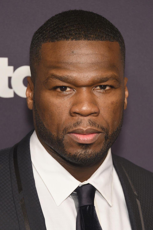 Bartfrisur vom feinsten:Der Rap Industry Standard von 50 Cent