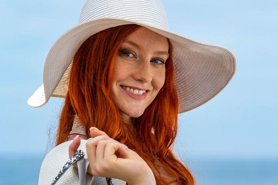 """Barbara Meier ist das neue Werbegesicht für die Flip-Flop-Marke """"Ipanema"""""""