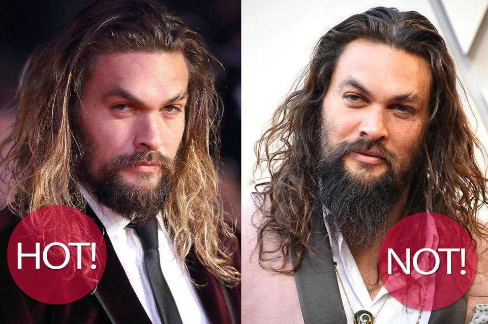 Bart hals rasieren oder nicht
