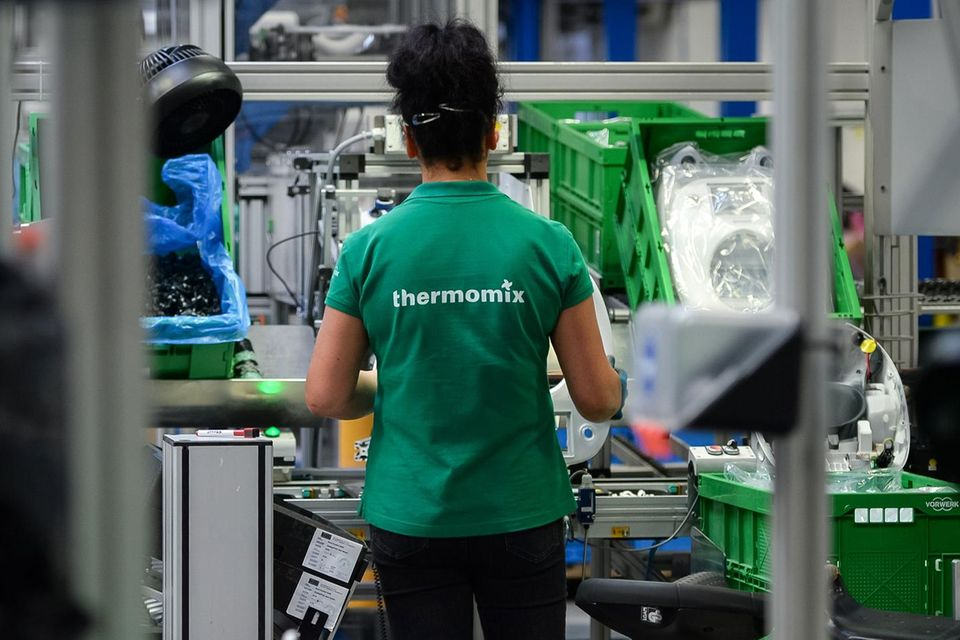 Vorwerk hat seinen neuen Thermomix TM6 auf den Markt gebracht