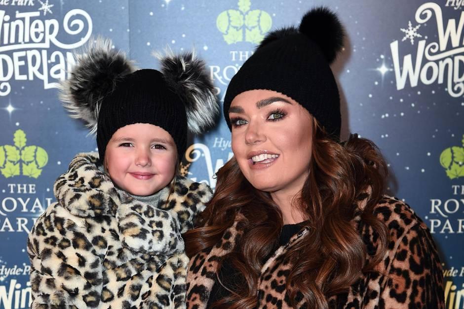 Tamara Ecclestone mit Tochter Sophia