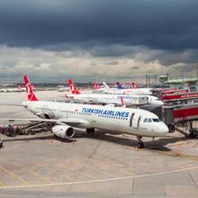 Turkish Airlines hat Maschine vom Typ Boeing 737 Max im Einsatz
