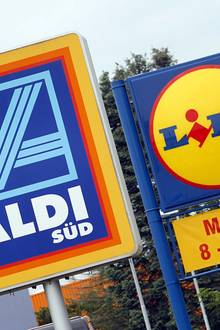 Aldi undLidl liefern sich gerade einen erbitterten Preiskampf