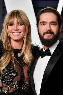 Heidi Klum und Tom Kaulitz bei der Vanity Fair Oscar Party