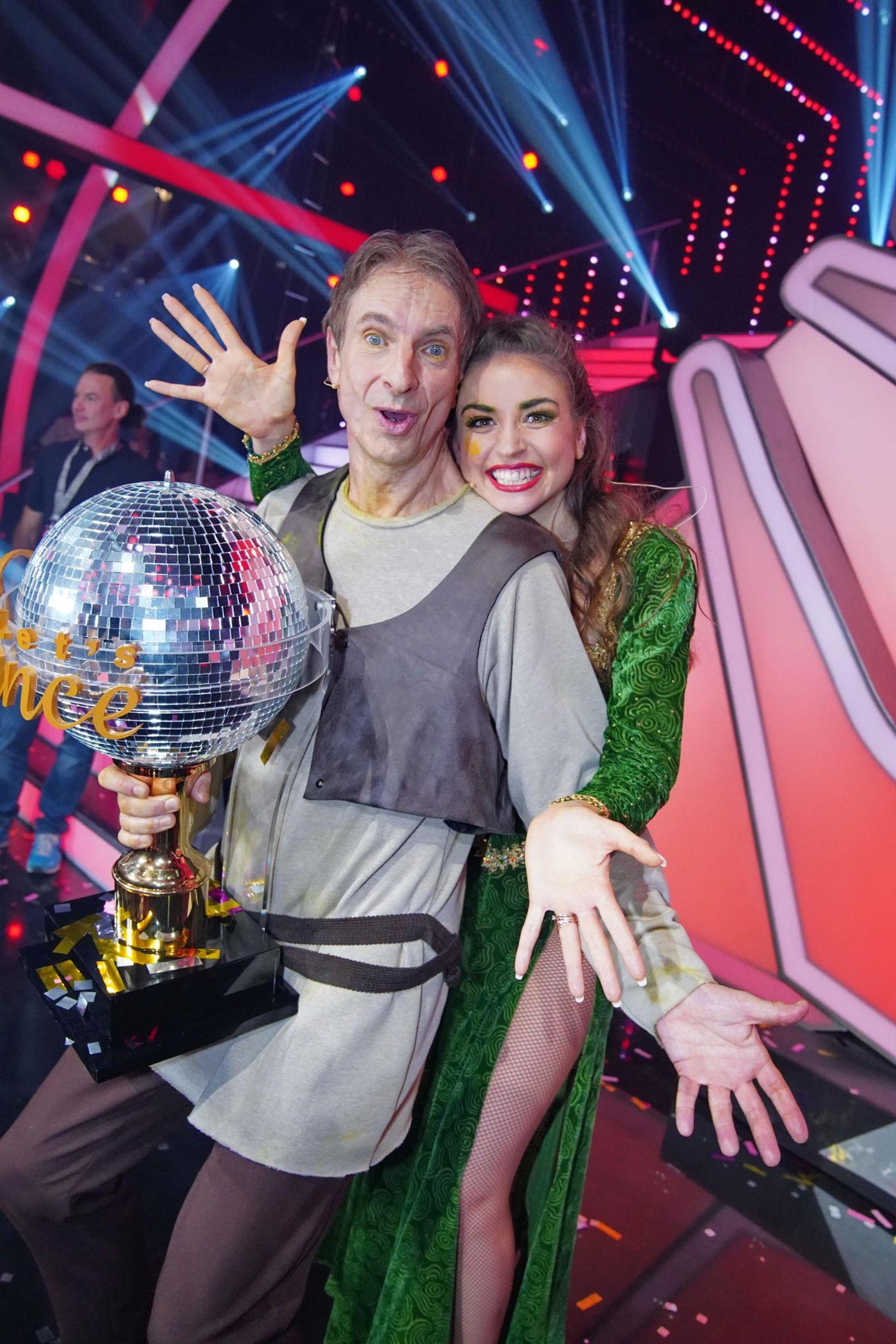 """""""Let's Dance"""": Alle Gewinner der Tanzshow auf RTL   GALA.de"""