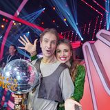 """Let's Dance""-Gewinner 2018  Comedian Ingolf Lück und seine Tanzpartnerin Ekaterina Leonova."