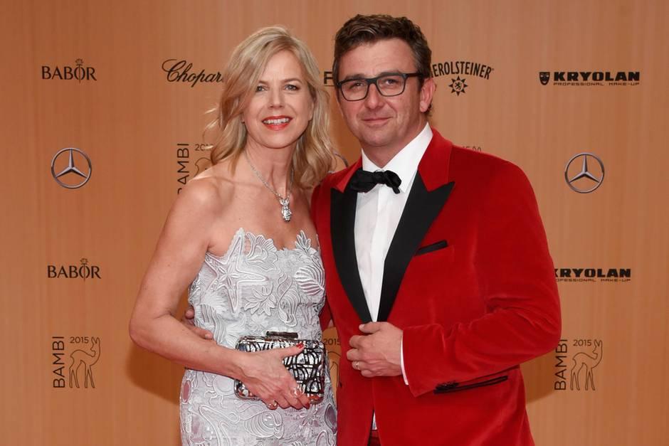 Susanne und Hans Sigl sind seit 2008 glücklich verheiratet
