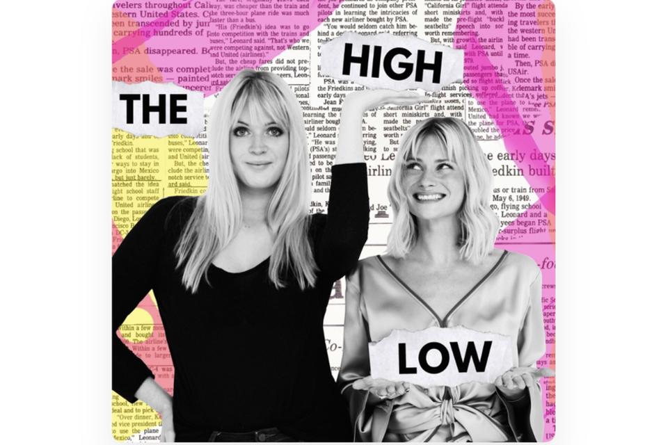 Dolly Alderton + Pandora Sykes - The High Low