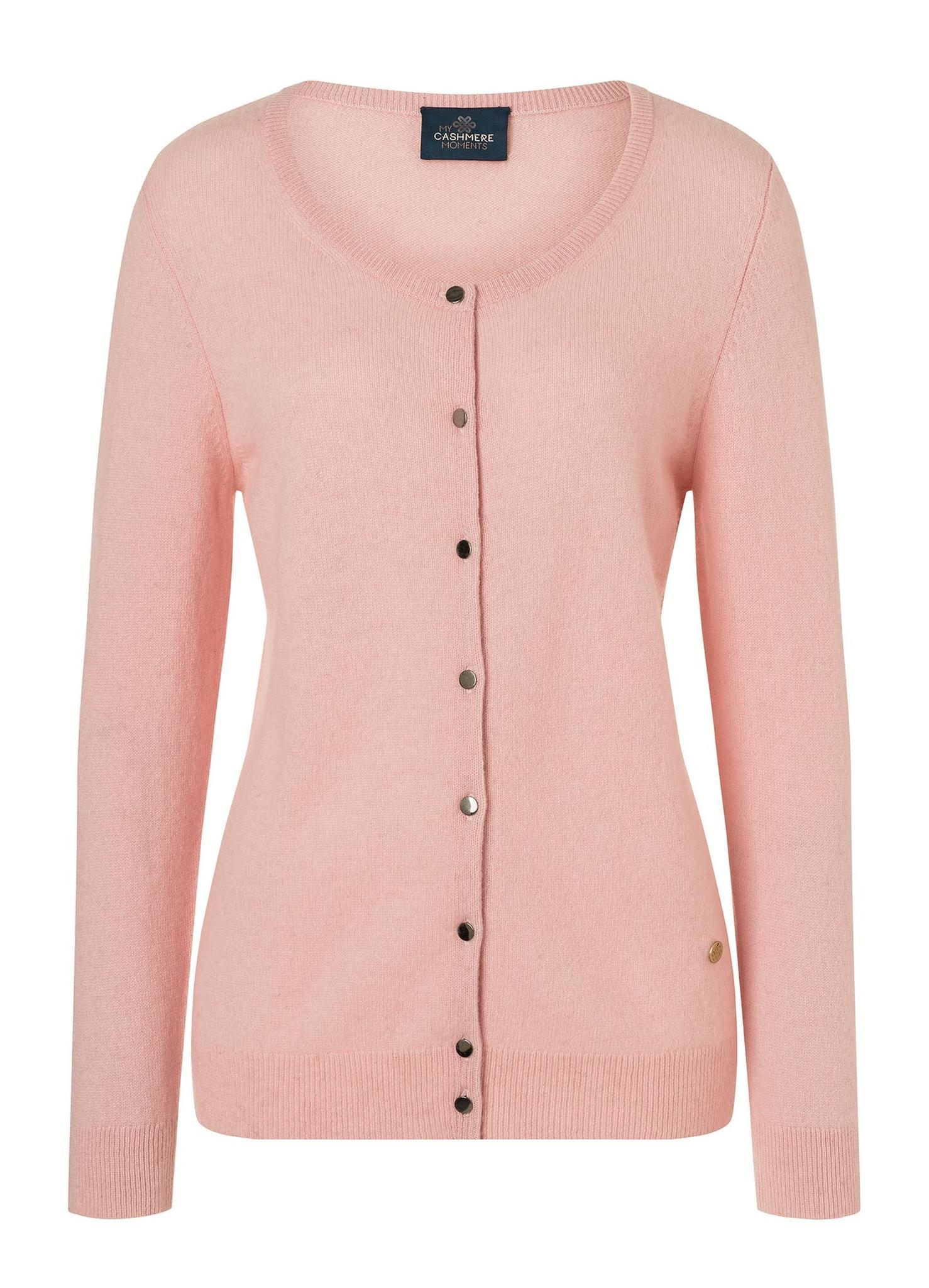 "Cardigan der ""My Cashmere Moments by Gala"" Kollektion in der Trendfarbe Sweet Lilac."