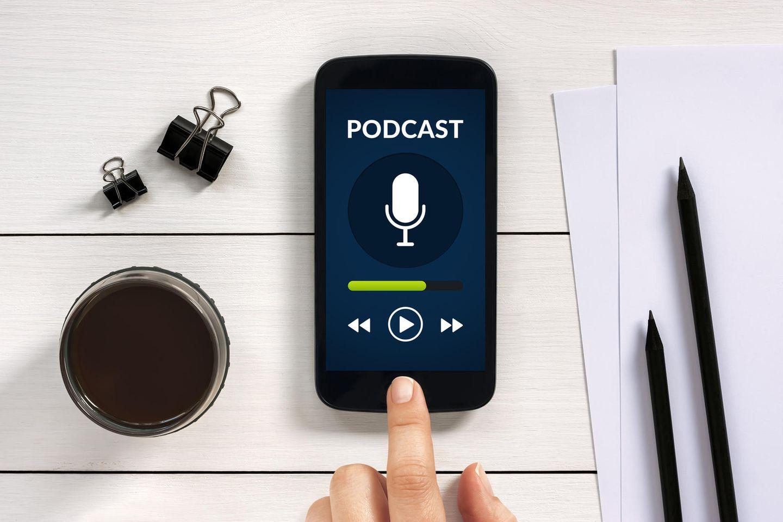 Podcasts sind so angesagt wie nie zuvor.