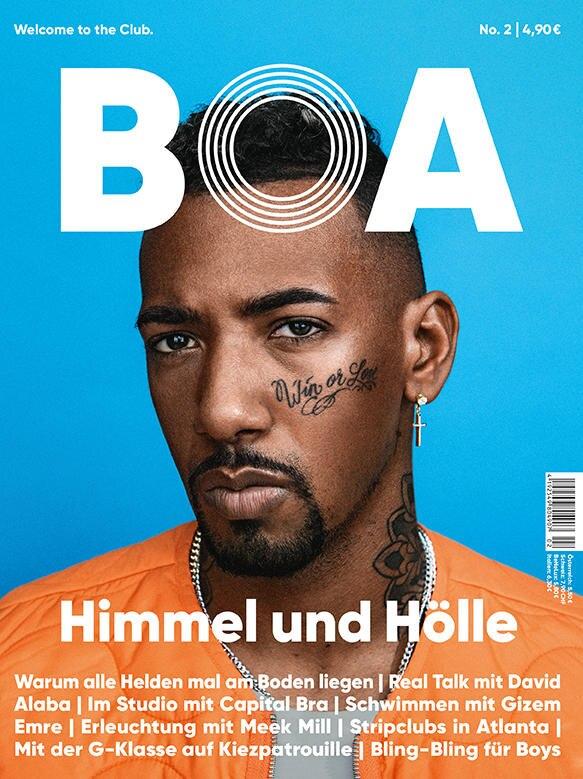 BOA, Ausgabe Nummer zwei