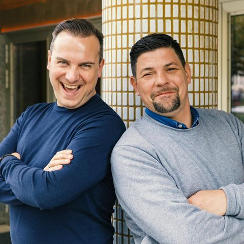 """Tim Raue und Tim Mälzer treten zu ihrem vierten Duell bei """"Kitchen Impossible"""" an."""