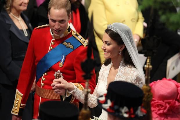 Prinz William, Herzogin Catherine, Hochzeit