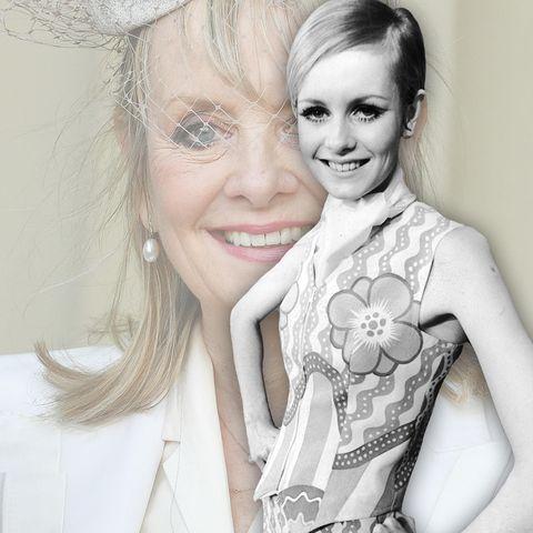 Ihr Lächeln hat Twiggy bis heute nicht verloren, aber wie sehr hat sich das Model und It-Girl der Swinging Sixties sonst verändert?