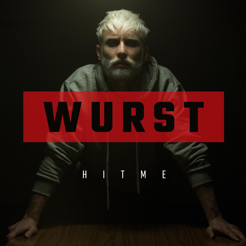 """Auf dem Cover seiner neuen Single """"Hit Me"""" (veröffentlicht am 15. März 2019) ist Conchita Wurst erstmals mit seinem neuen Look zu sehen."""